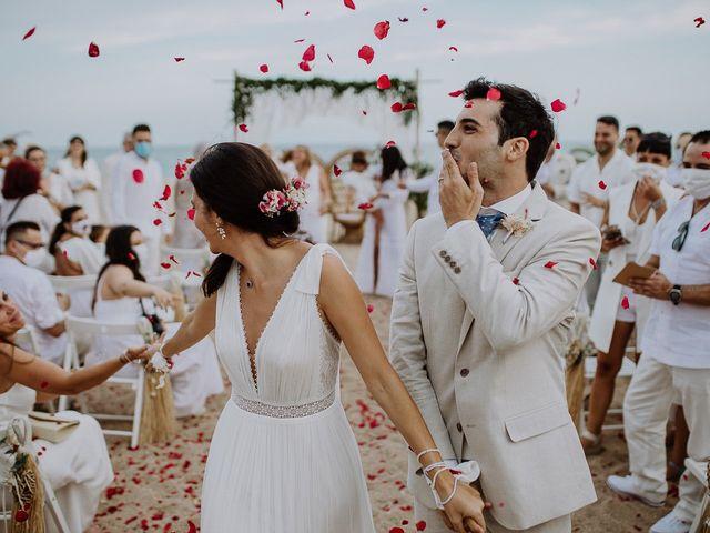 La boda de David y Anabel en Malgrat De Mar, Barcelona 131