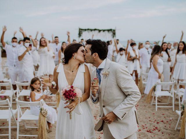 La boda de David y Anabel en Malgrat De Mar, Barcelona 132