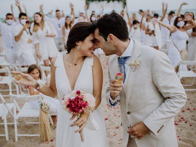 La boda de David y Anabel en Malgrat De Mar, Barcelona 133