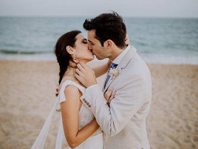La boda de David y Anabel en Malgrat De Mar, Barcelona 134