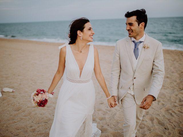 La boda de David y Anabel en Malgrat De Mar, Barcelona 138