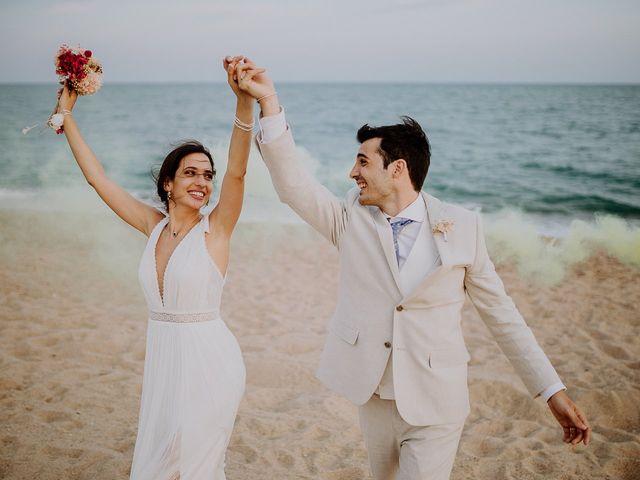 La boda de David y Anabel en Malgrat De Mar, Barcelona 139