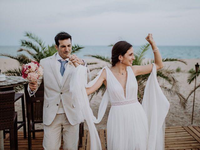 La boda de David y Anabel en Malgrat De Mar, Barcelona 143