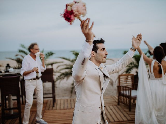 La boda de David y Anabel en Malgrat De Mar, Barcelona 145