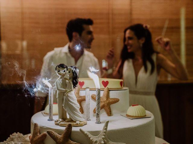 La boda de David y Anabel en Malgrat De Mar, Barcelona 153