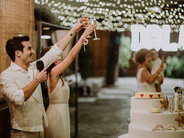 La boda de David y Anabel en Malgrat De Mar, Barcelona 154