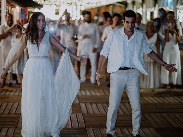 La boda de David y Anabel en Malgrat De Mar, Barcelona 158