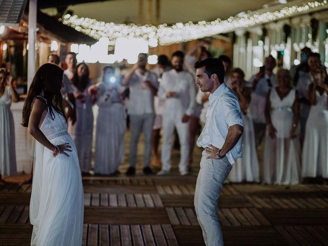 La boda de David y Anabel en Malgrat De Mar, Barcelona 160