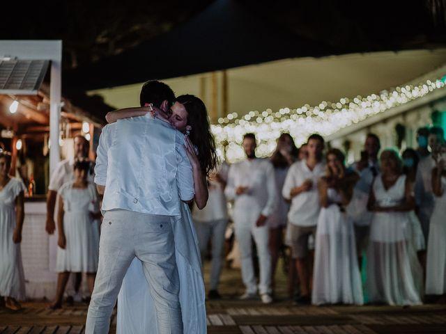 La boda de David y Anabel en Malgrat De Mar, Barcelona 161