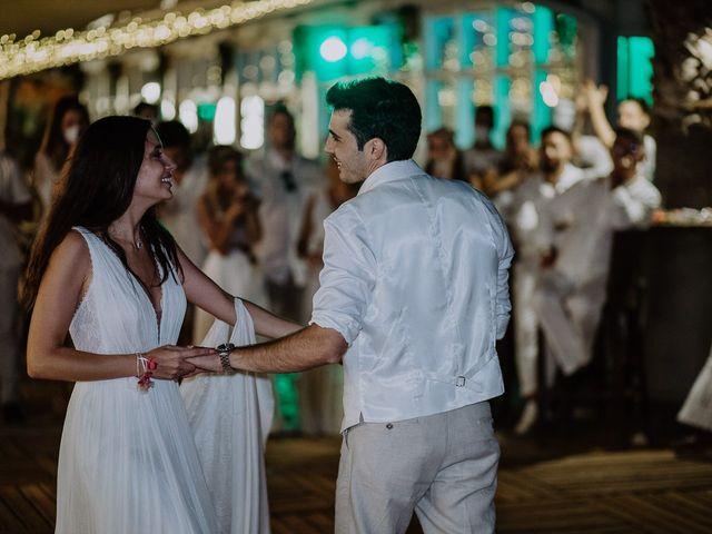 La boda de David y Anabel en Malgrat De Mar, Barcelona 162