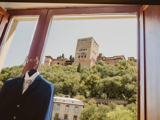 La boda de Francesco y Bea en Granada, Granada 3