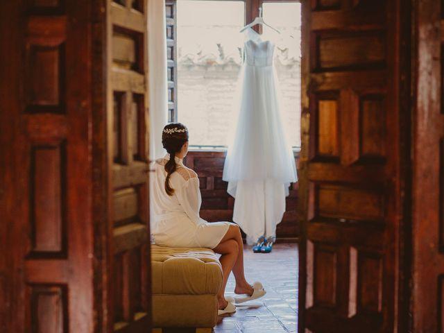 La boda de Francesco y Bea en Granada, Granada 7