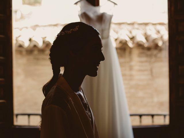 La boda de Francesco y Bea en Granada, Granada 8