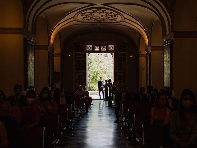 La boda de Francesco y Bea en Granada, Granada 12