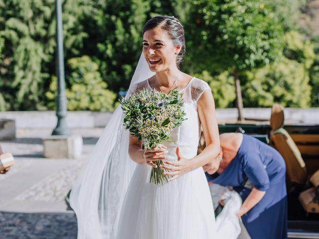 La boda de Francesco y Bea en Granada, Granada 13