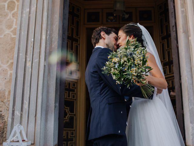 La boda de Francesco y Bea en Granada, Granada 14