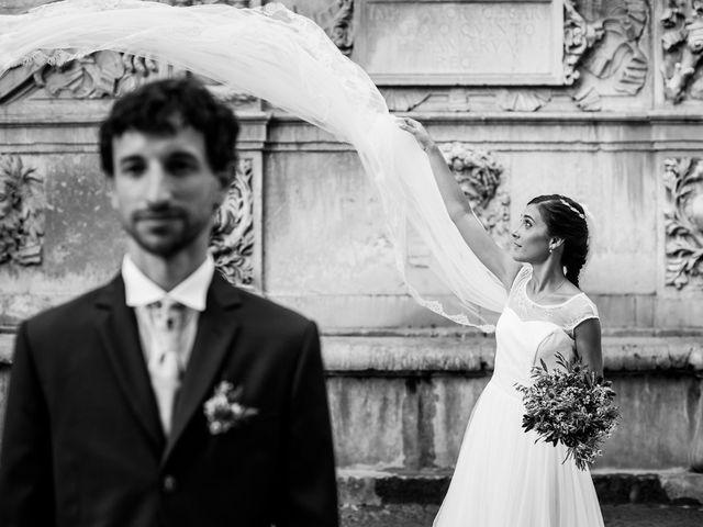 La boda de Francesco y Bea en Granada, Granada 16