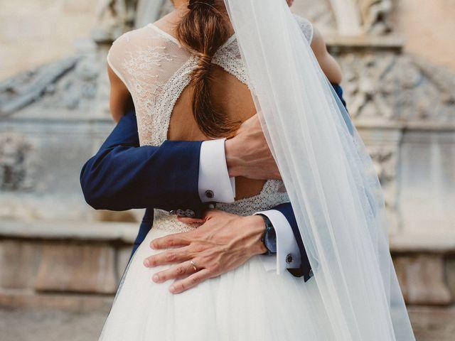 La boda de Francesco y Bea en Granada, Granada 17