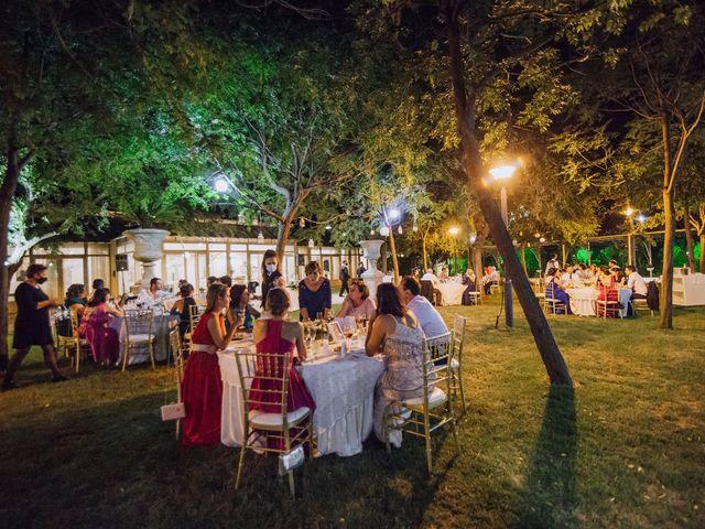 La boda de Francesco y Bea en Granada, Granada 19