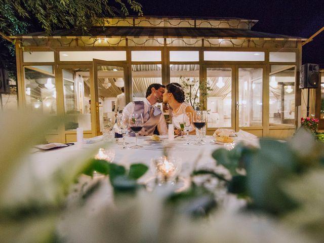 La boda de Francesco y Bea en Granada, Granada 20