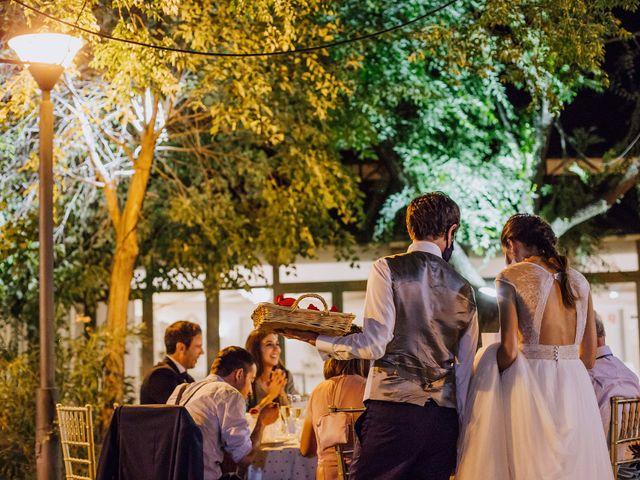 La boda de Francesco y Bea en Granada, Granada 21