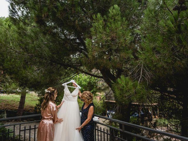 La boda de Manel y Cristina en Sant Vicenç De Montalt, Barcelona 10
