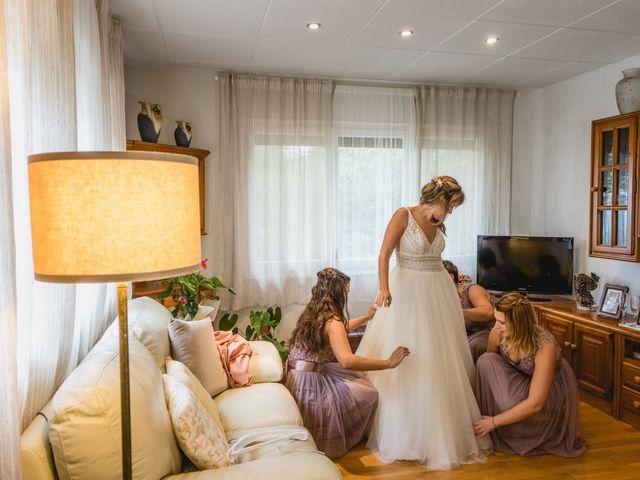 La boda de Manel y Cristina en Sant Vicenç De Montalt, Barcelona 14
