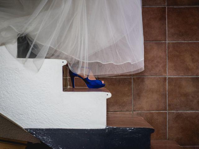 La boda de Manel y Cristina en Sant Vicenç De Montalt, Barcelona 16
