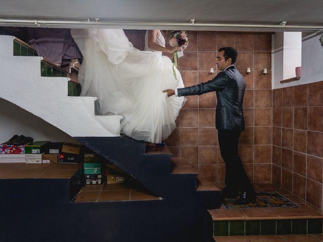 La boda de Manel y Cristina en Sant Vicenç De Montalt, Barcelona 17