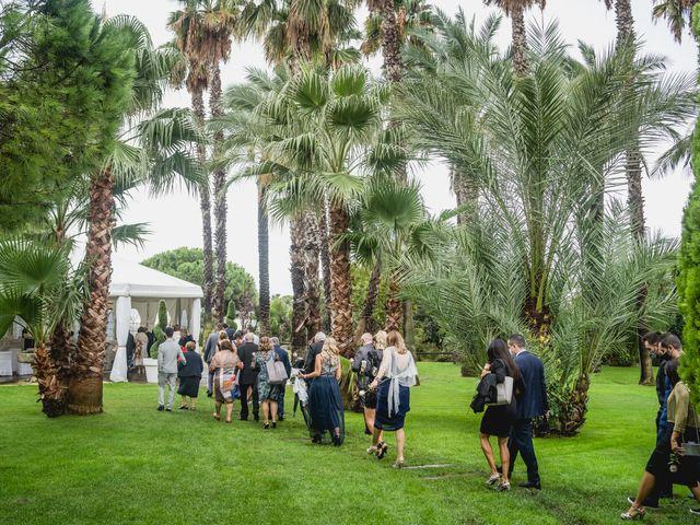 La boda de Manel y Cristina en Sant Vicenç De Montalt, Barcelona 23