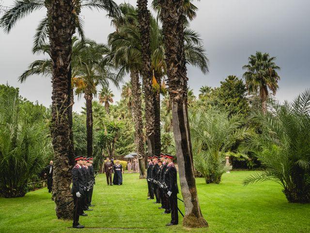 La boda de Manel y Cristina en Sant Vicenç De Montalt, Barcelona 25