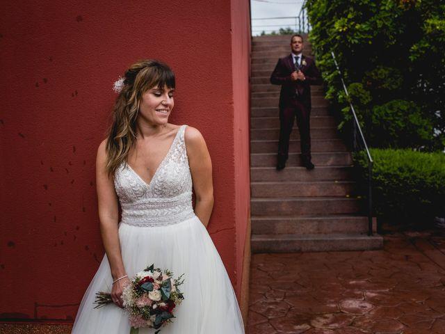 La boda de Manel y Cristina en Sant Vicenç De Montalt, Barcelona 32