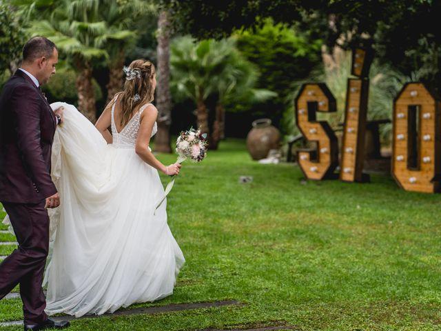 La boda de Manel y Cristina en Sant Vicenç De Montalt, Barcelona 35