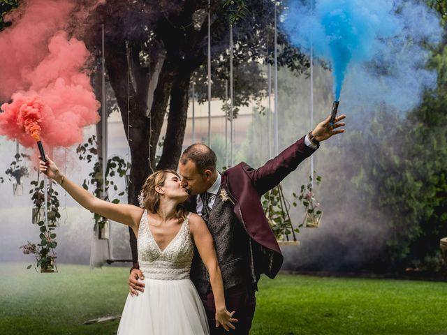 La boda de Manel y Cristina en Sant Vicenç De Montalt, Barcelona 37