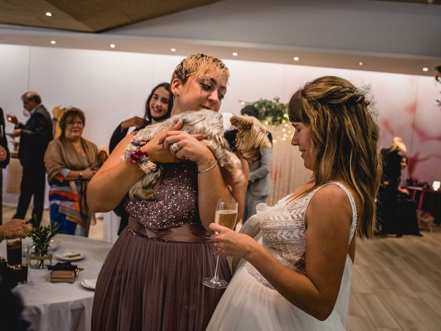 La boda de Manel y Cristina en Sant Vicenç De Montalt, Barcelona 38