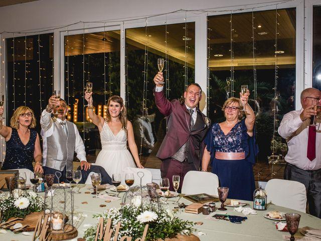 La boda de Manel y Cristina en Sant Vicenç De Montalt, Barcelona 44
