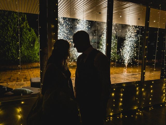 La boda de Manel y Cristina en Sant Vicenç De Montalt, Barcelona 46