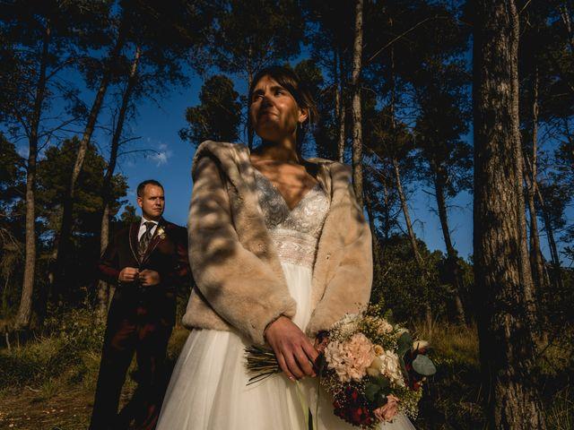 La boda de Manel y Cristina en Sant Vicenç De Montalt, Barcelona 59