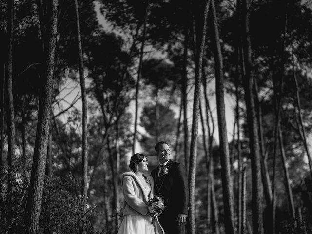 La boda de Manel y Cristina en Sant Vicenç De Montalt, Barcelona 60