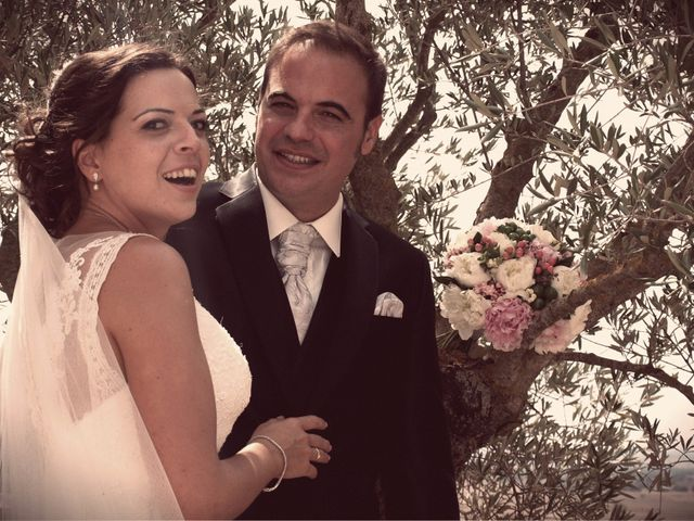 La boda de Maria José y José Carlos