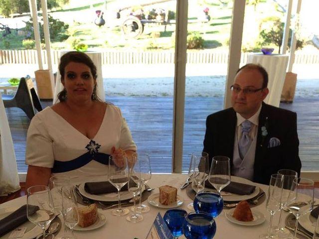 La boda de Carme y Sergio en Montrove, A Coruña 5