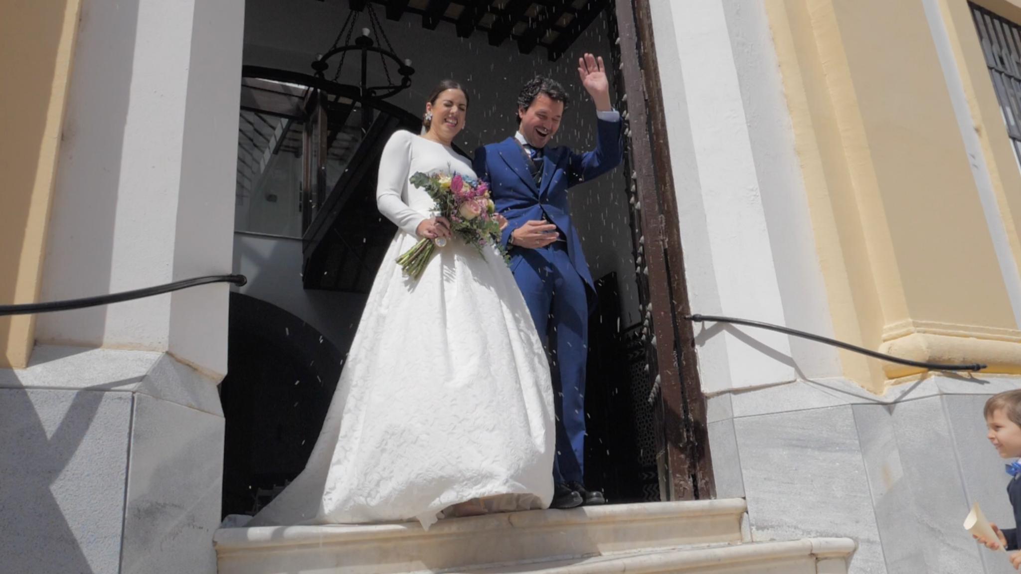 La boda de Juan José y Alicia en San Fernando, Cádiz