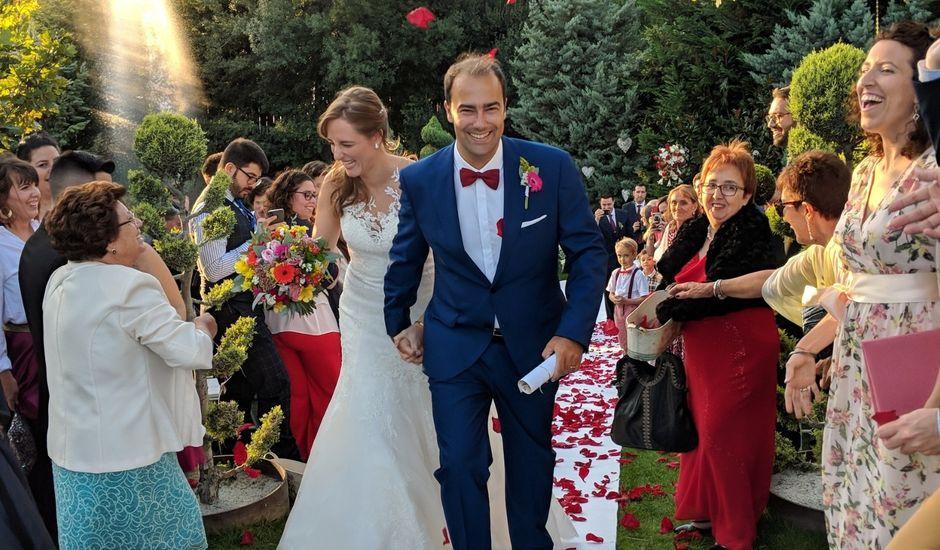La boda de Marc y Lydia en Sant Fost De Campsentelles, Barcelona