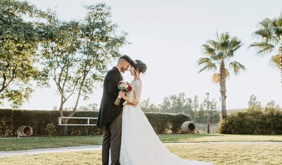 La boda de José y Alba en Huelva, Huelva