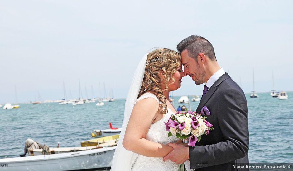 La boda de Victor y Estefanía en Murcia, Murcia
