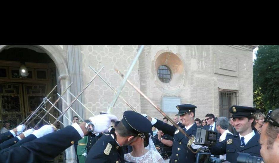 La boda de Débora y Alejandro en Granada, Granada