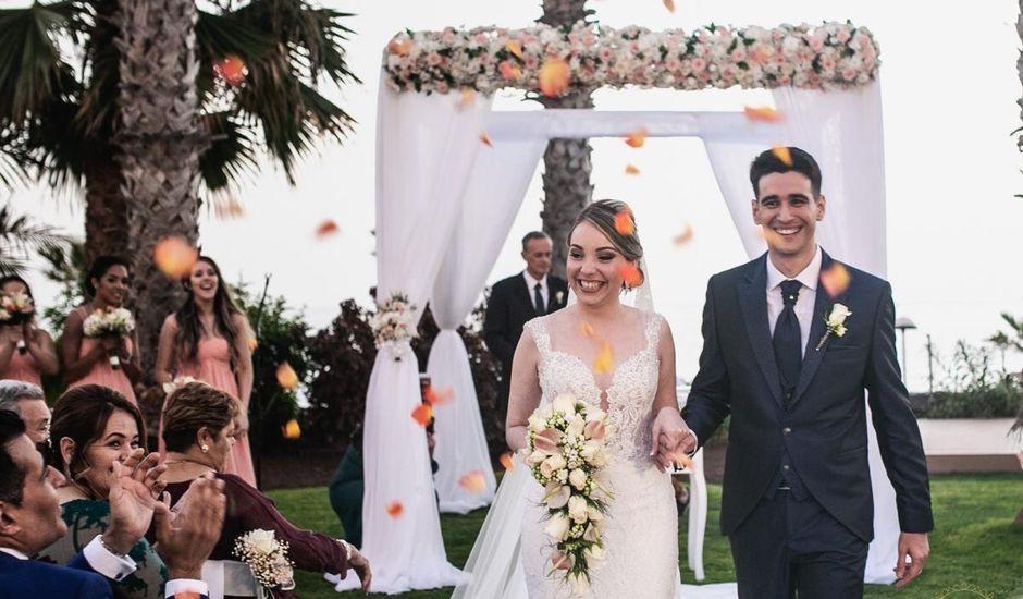 La boda de Alexis y Betsy en Santa Cruz De Tenerife, Santa Cruz de Tenerife
