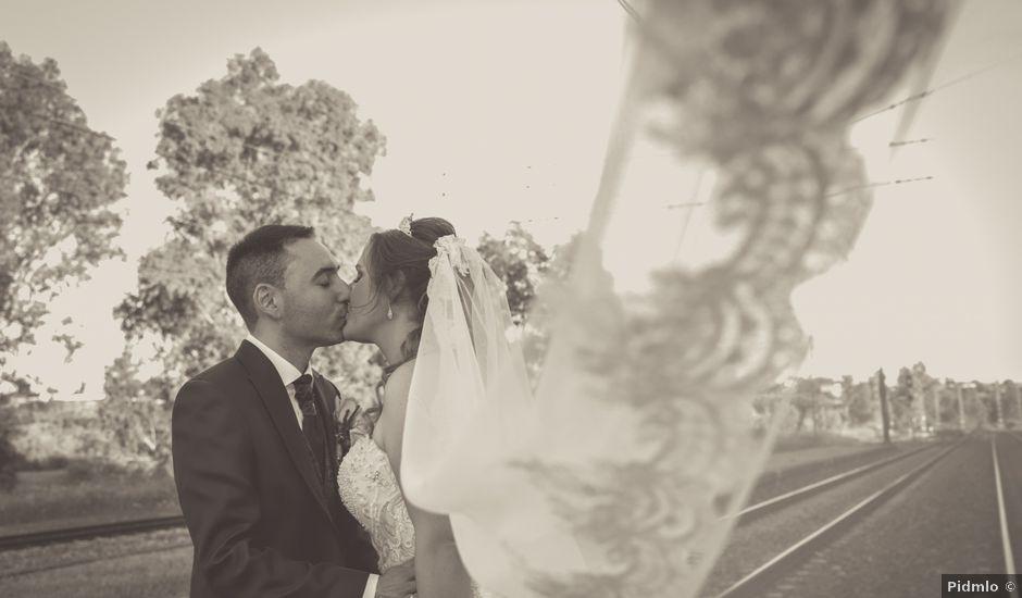 La boda de Raul y Elisabet en Sevilla, Sevilla