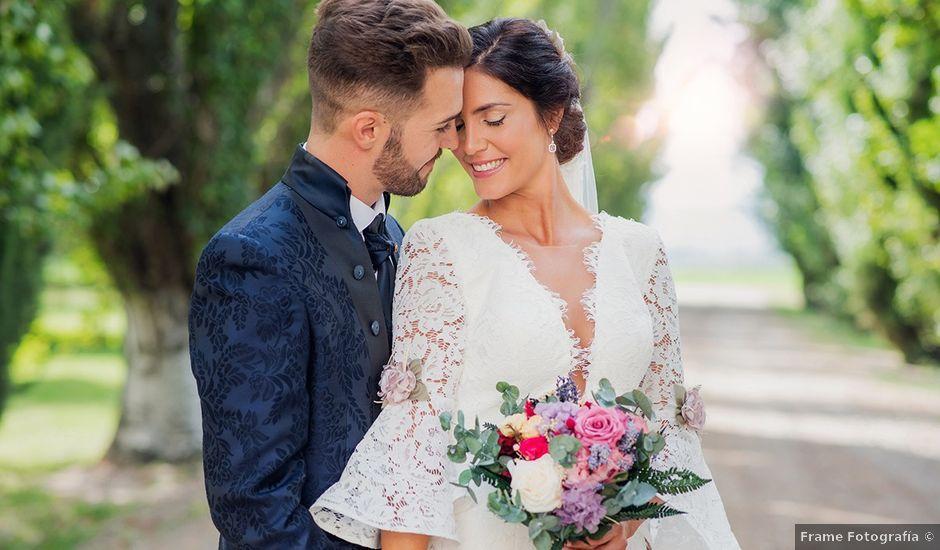 La boda de José y Alejandra en Alfajarin, Zaragoza