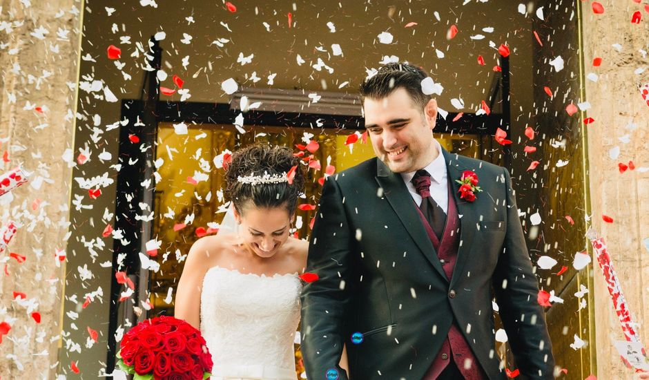 La boda de Roberto y Amparo en Museros, Valencia